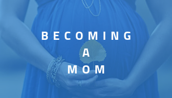 Becoming a mom 1